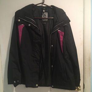 Platinum Jackets & Coats - Platinum- Thick WindBreaker/ Raincoat